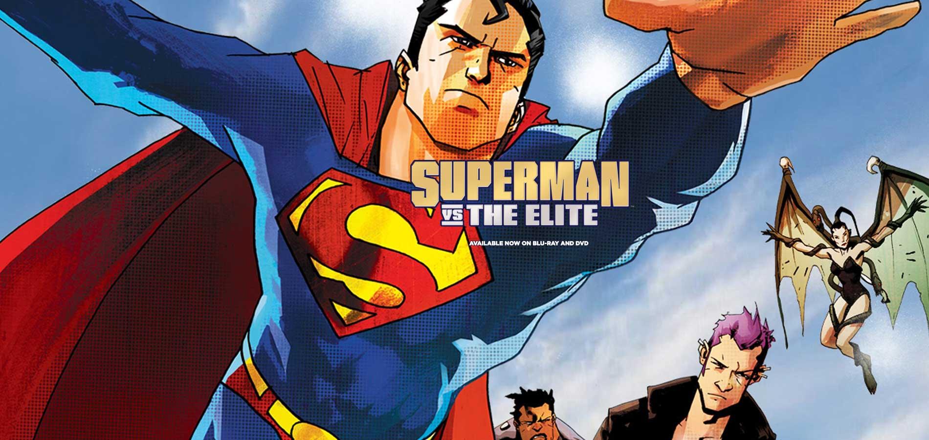 Superman Vs. The Elite Backgrounds, Compatible - PC, Mobile, Gadgets| 1900x900 px