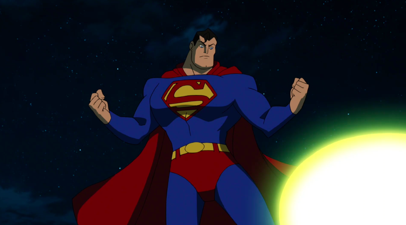 Superman Vs. The Elite Pics, Cartoon Collection