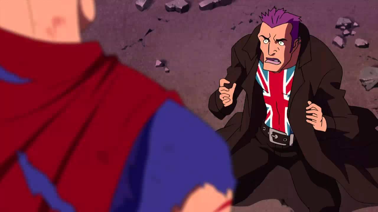 Images of Superman Vs. The Elite | 1280x720