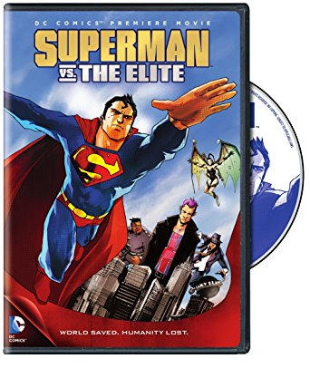 HQ Superman Vs. The Elite Wallpapers | File 46.06Kb