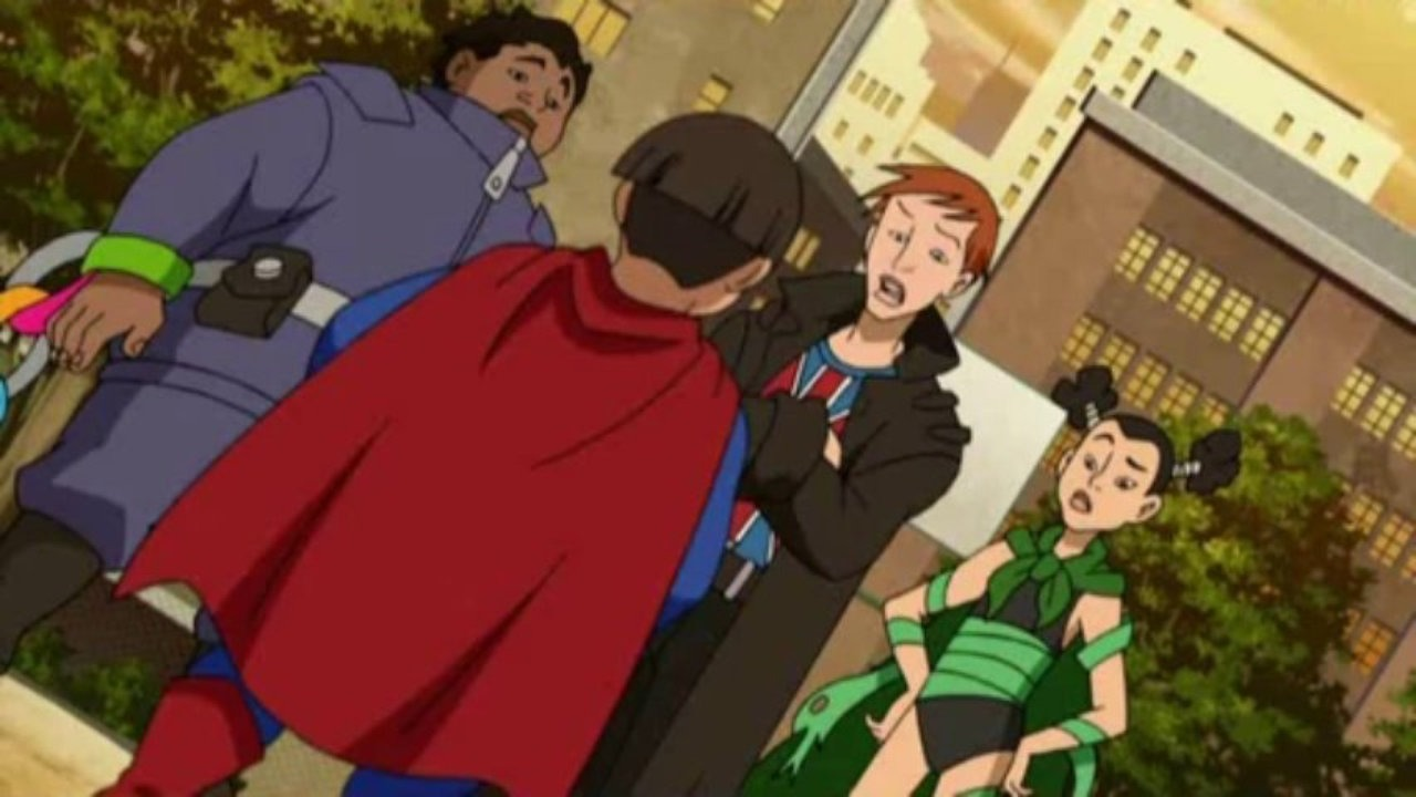 Superman Vs. The Elite #12