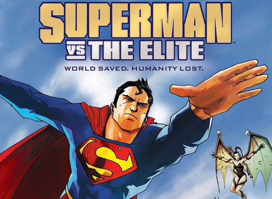HQ Superman Vs. The Elite Wallpapers | File 171.61Kb