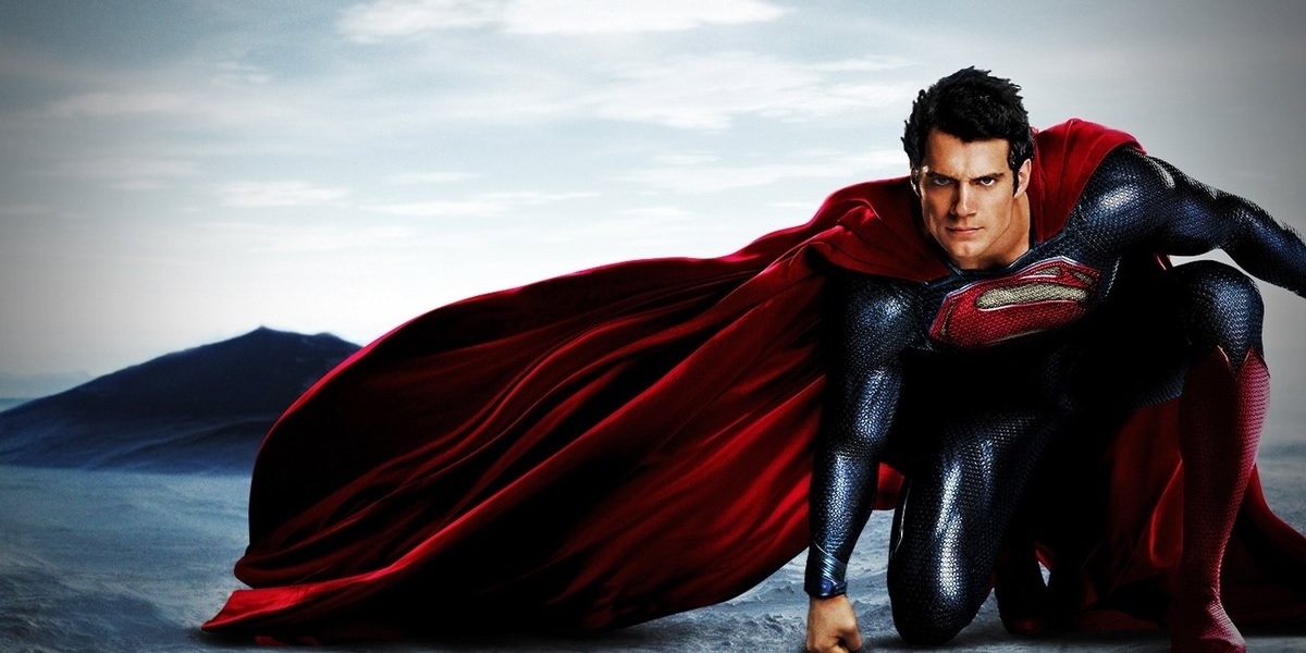Nice wallpapers Superman 1200x600px