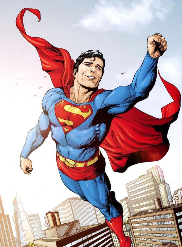 HD Quality Wallpaper | Collection: Cartoon, 615x834 Superman