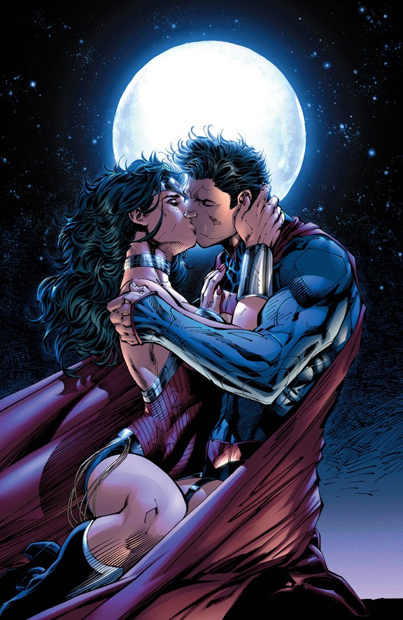 How strong is wonder woman compared to superman-1456