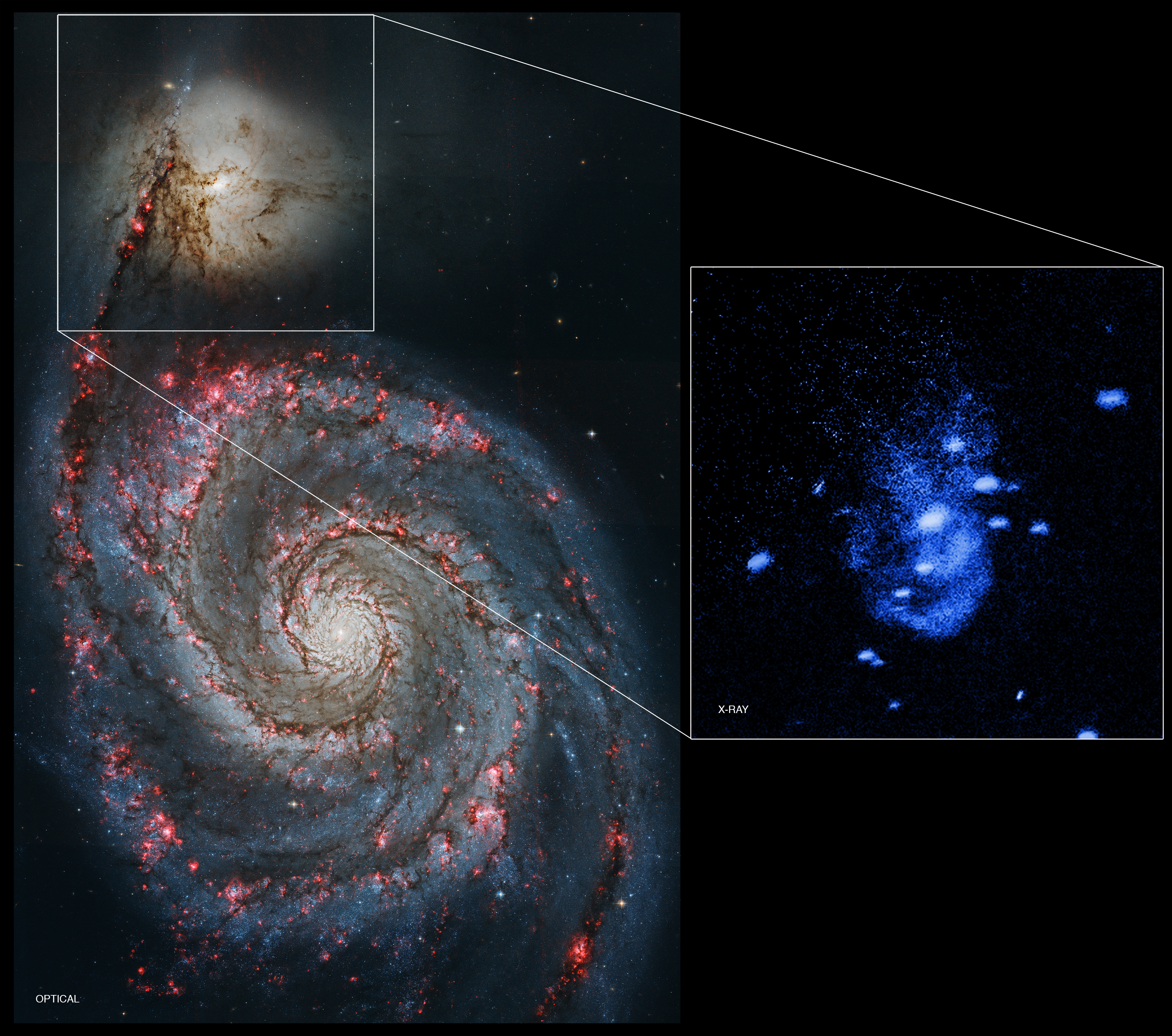 nasa finds black hole - HD2048×1810