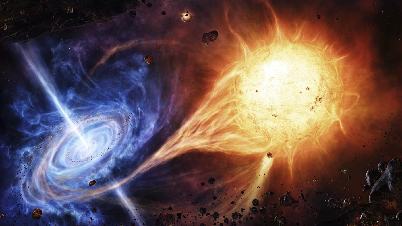 Supernova Backgrounds, Compatible - PC, Mobile, Gadgets| 1400x787 px