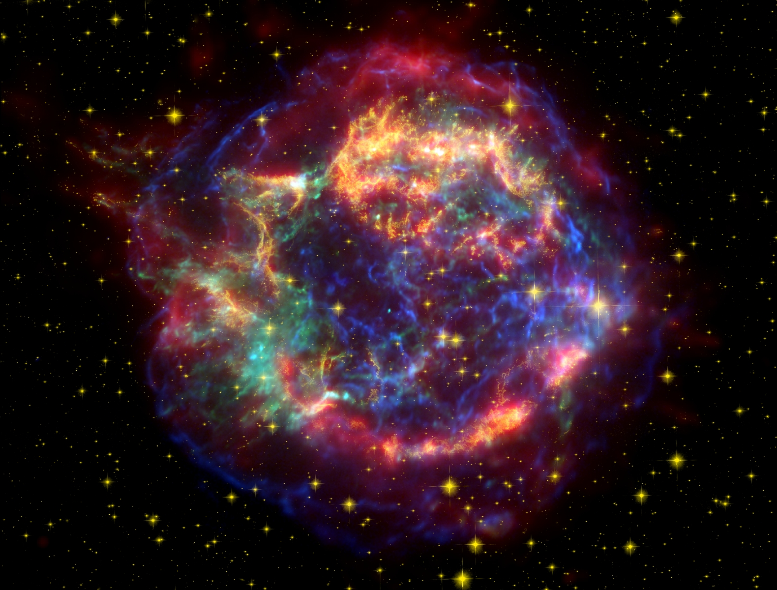 Supernova High Quality Background on Wallpapers Vista