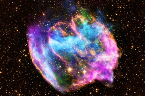 Supernova Backgrounds, Compatible - PC, Mobile, Gadgets| 480x320 px