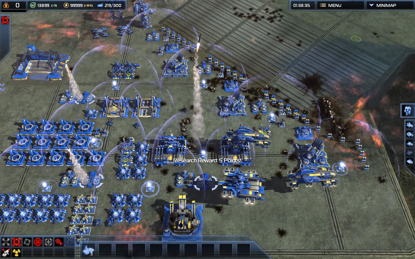 Supreme Commander Wallpapers Video Game Hq Supreme Commander