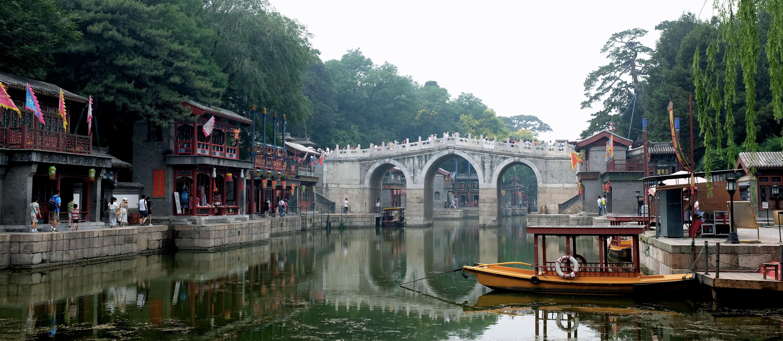 Nice wallpapers Suzhou 4896x2135px
