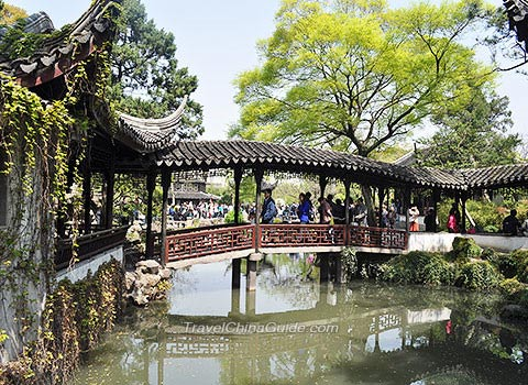 HD Quality Wallpaper   Collection: Man Made, 480x350 Suzhou