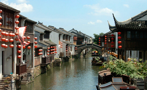 HD Quality Wallpaper   Collection: Man Made, 600x370 Suzhou