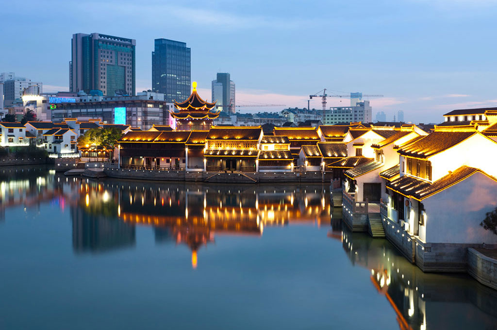 HD Quality Wallpaper   Collection: Man Made, 1024x680 Suzhou