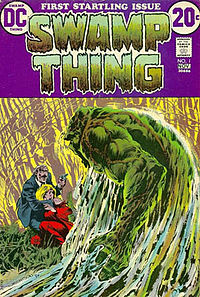 Swamp Thing Pics, Comics Collection