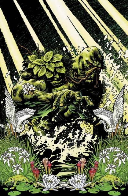 HQ Swamp Thing Wallpapers | File 93.63Kb