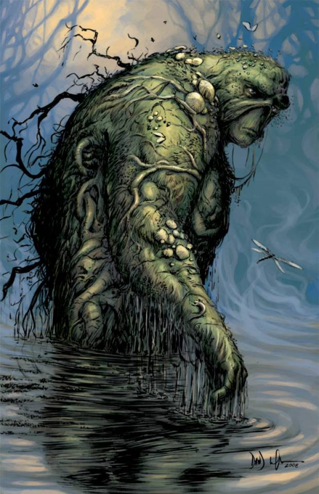 Images of Swamp Thing | 620x960