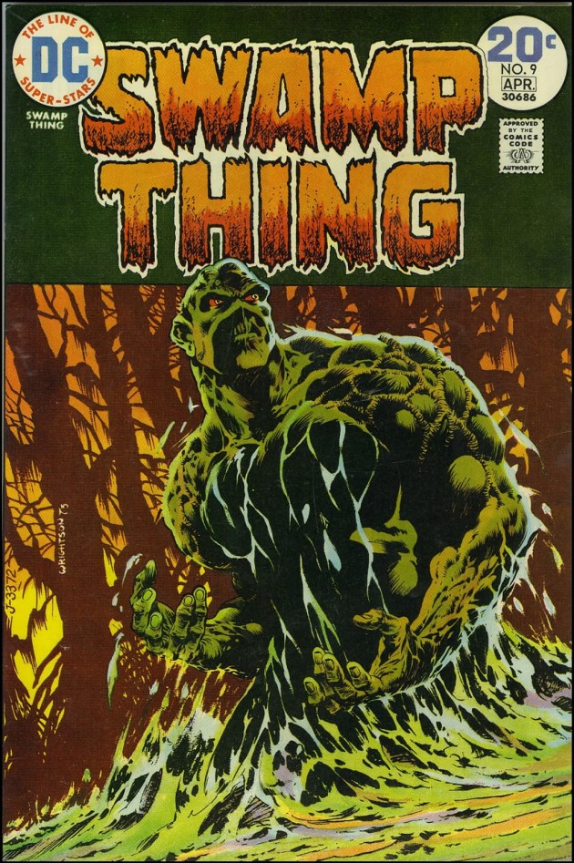 High Resolution Wallpaper | Swamp Thing 630x947 px
