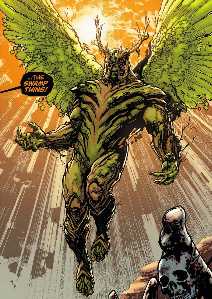 Amazing Swamp Thing Pictures & Backgrounds