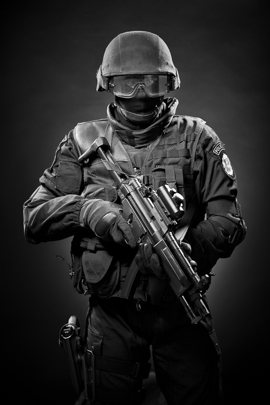 HQ SWAT Wallpapers | File 112.51Kb