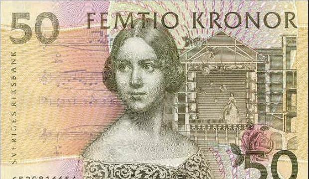 Nice Images Collection: Swedish Krona Desktop Wallpapers