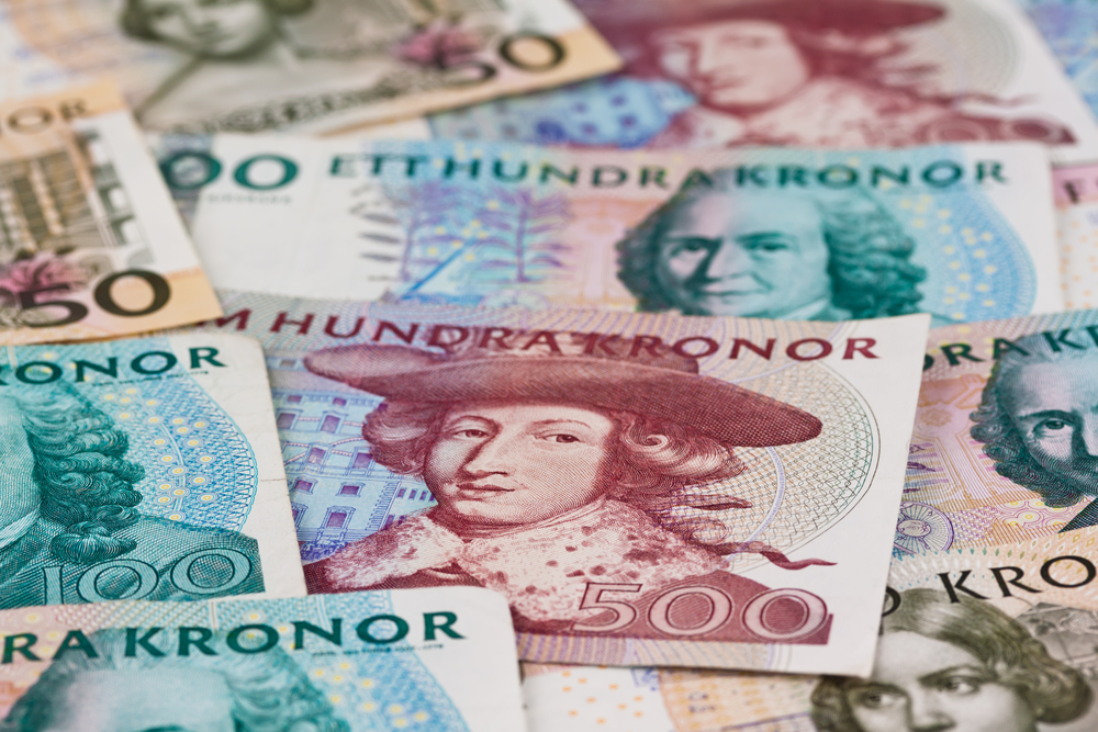 Swedish Krona Pics, Man Made Collection