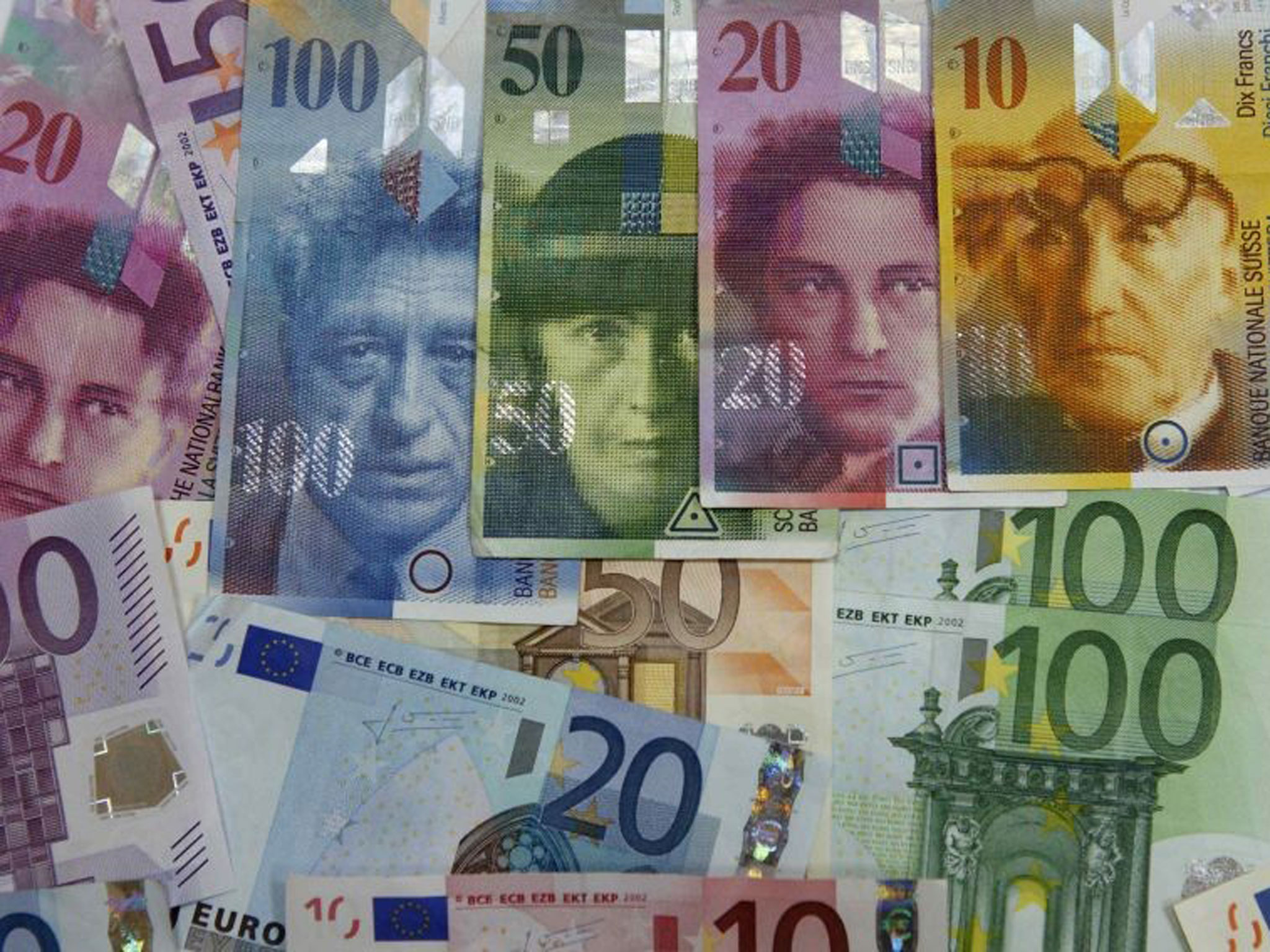 Amazing Swiss Franc Pictures & Backgrounds