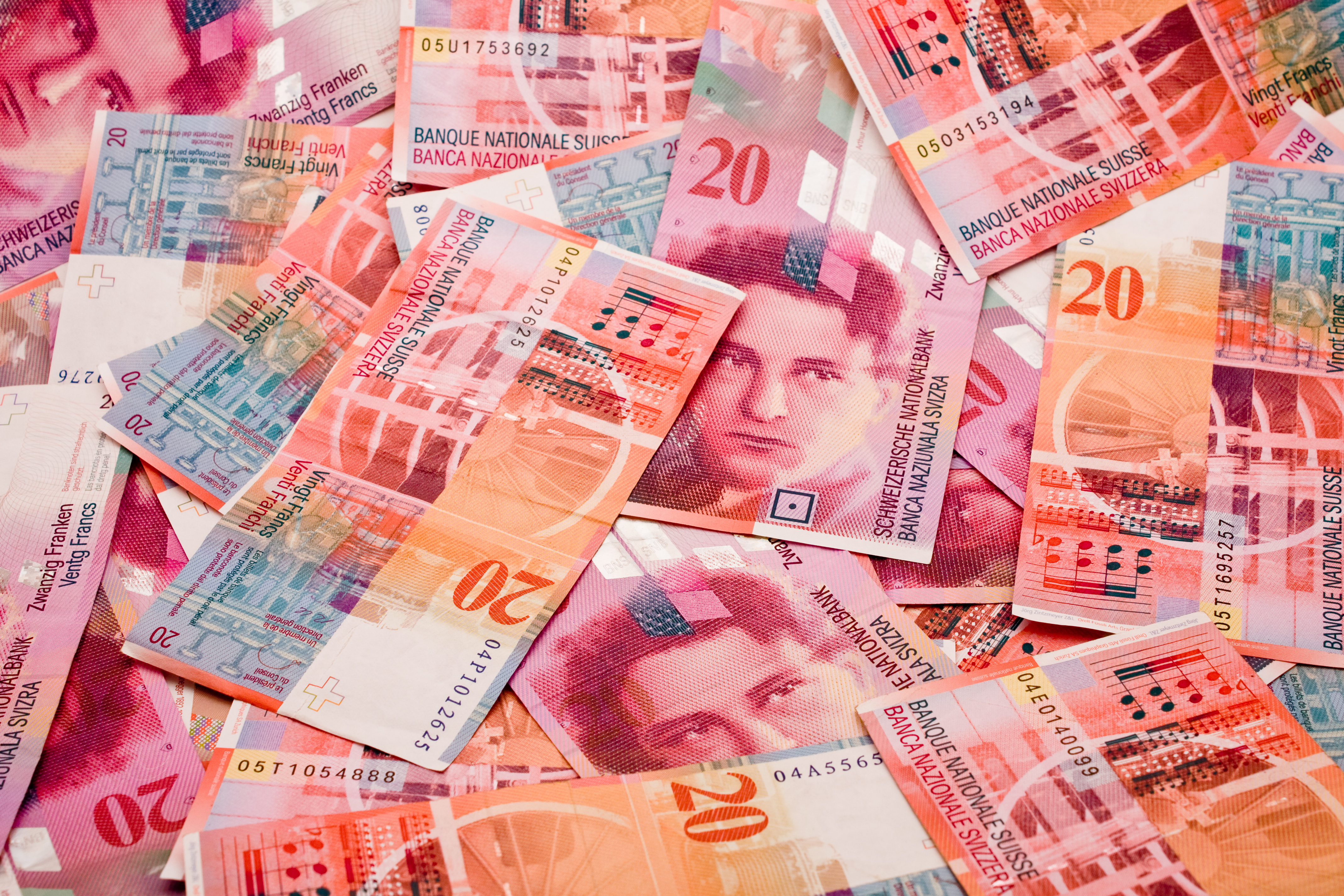 Nice wallpapers Swiss Franc 4272x2848px