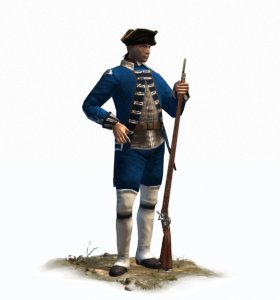 HD Quality Wallpaper | Collection: Artistic, 280x300 Swiss Infantry