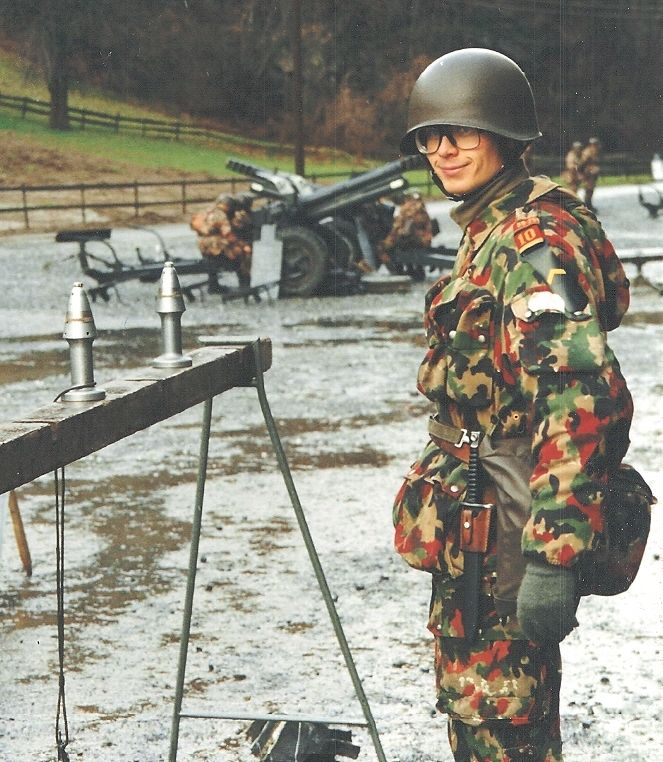 Swiss Infantry Pics, Artistic Collection