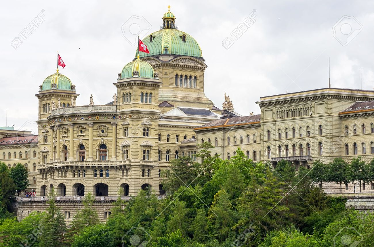 Nice wallpapers Swiss Parliament Building 1300x860px