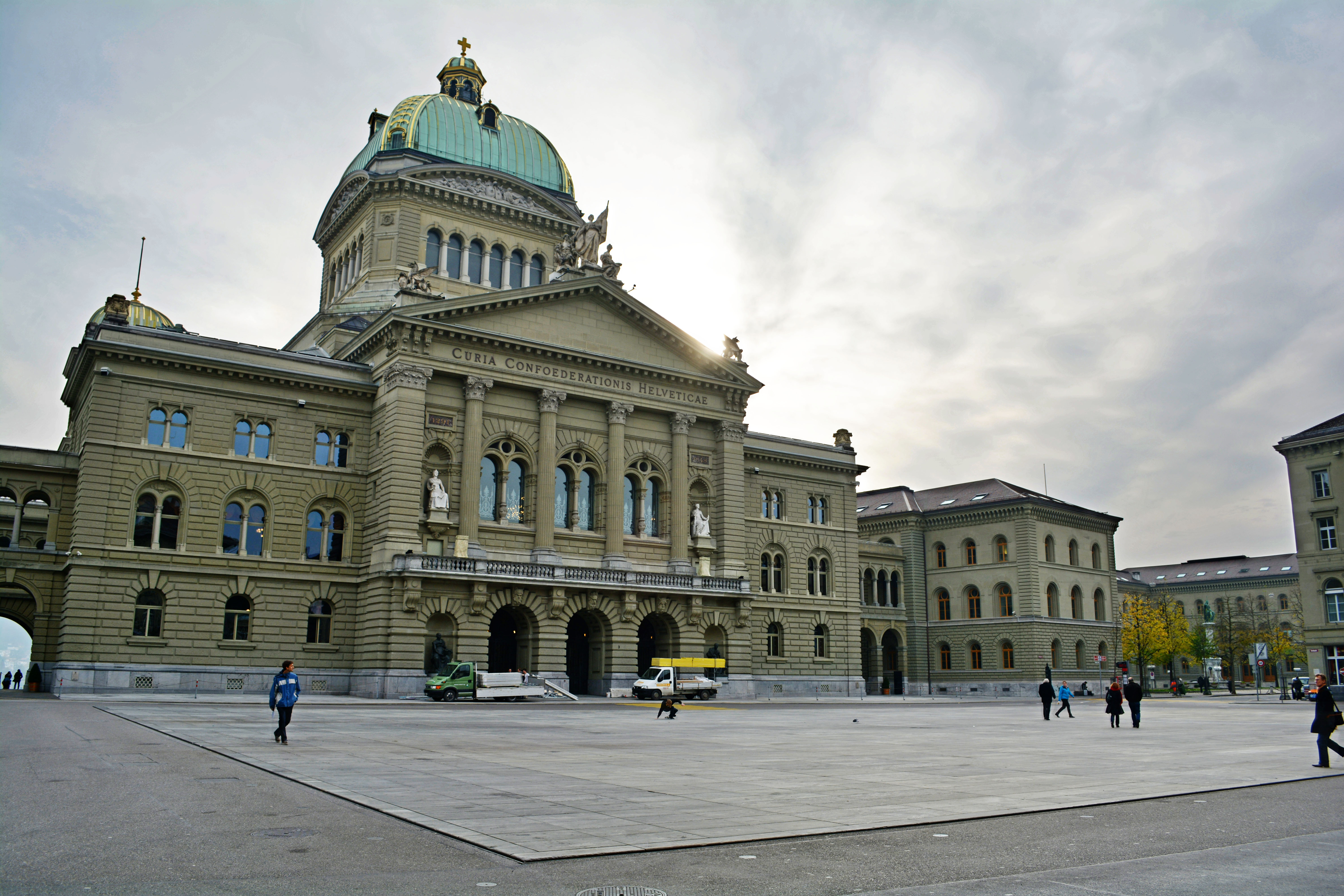 Swiss Parliament Building Pics, Man Made Collection