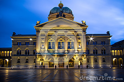 Nice wallpapers Swiss Parliament Building 400x266px