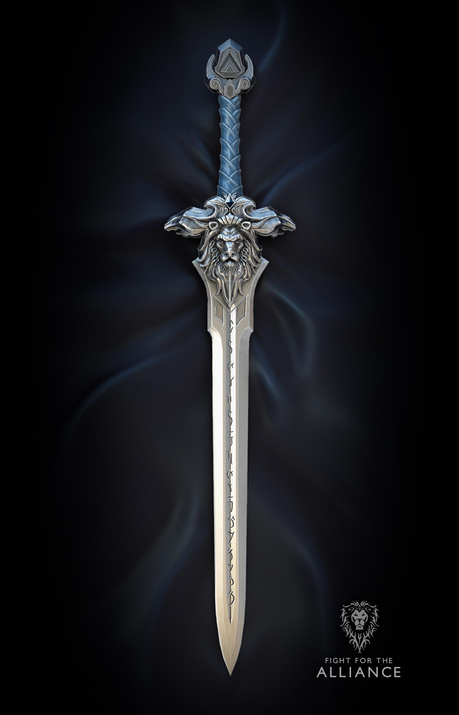 1586x2470 > Sword & Weapon Wallpapers