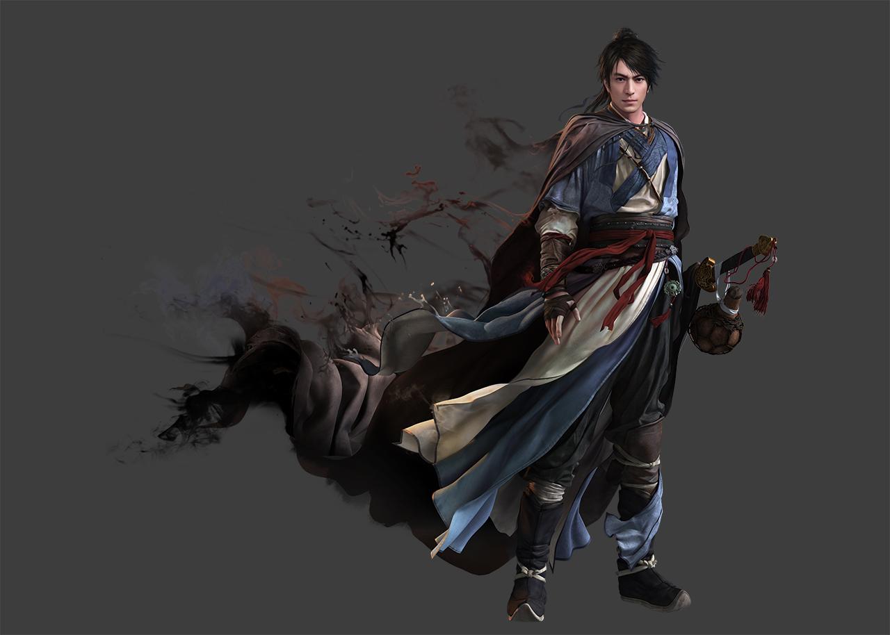 Amazing Swordsman Pictures & Backgrounds