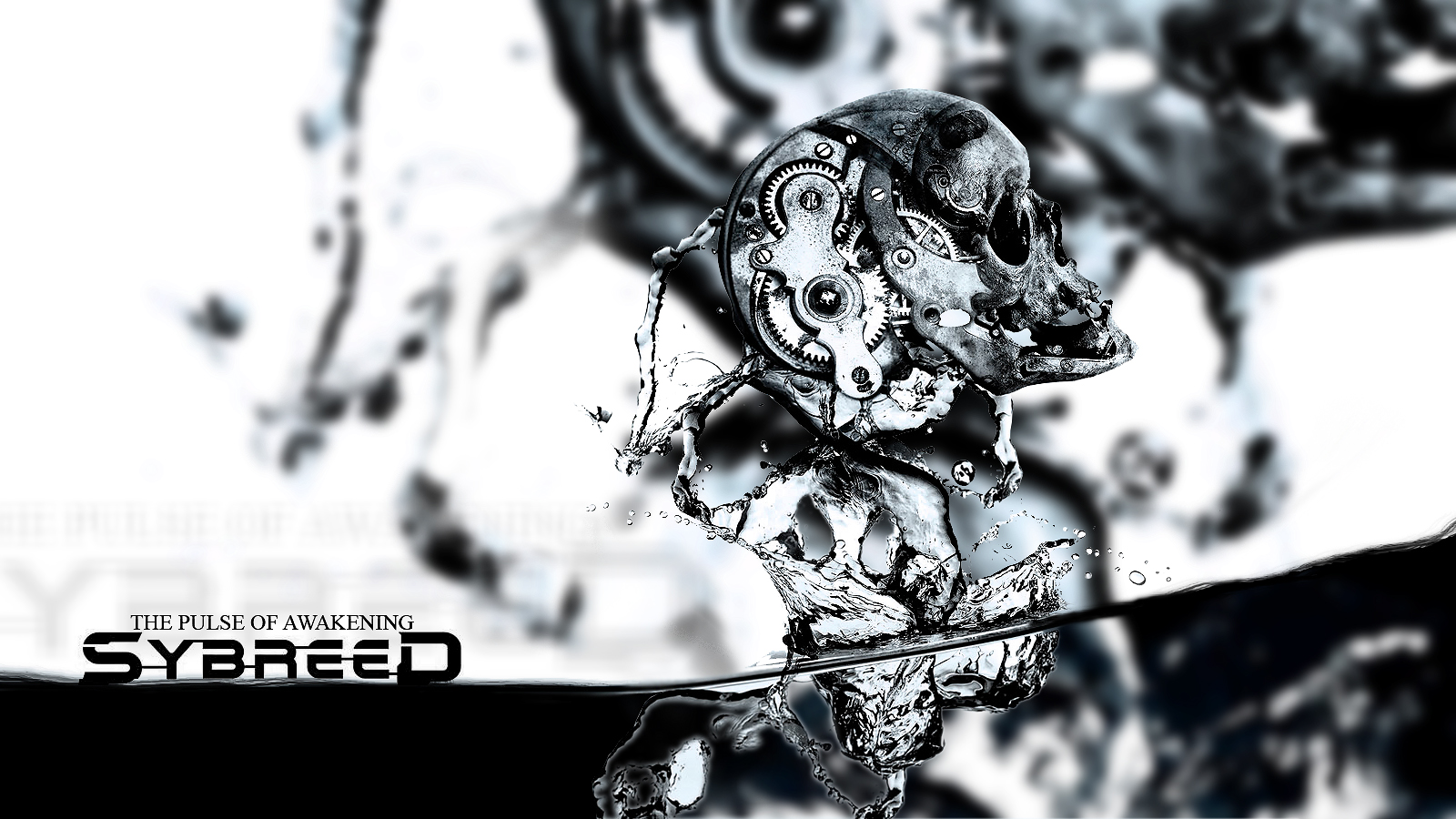 Sybreed Backgrounds, Compatible - PC, Mobile, Gadgets| 1600x900 px