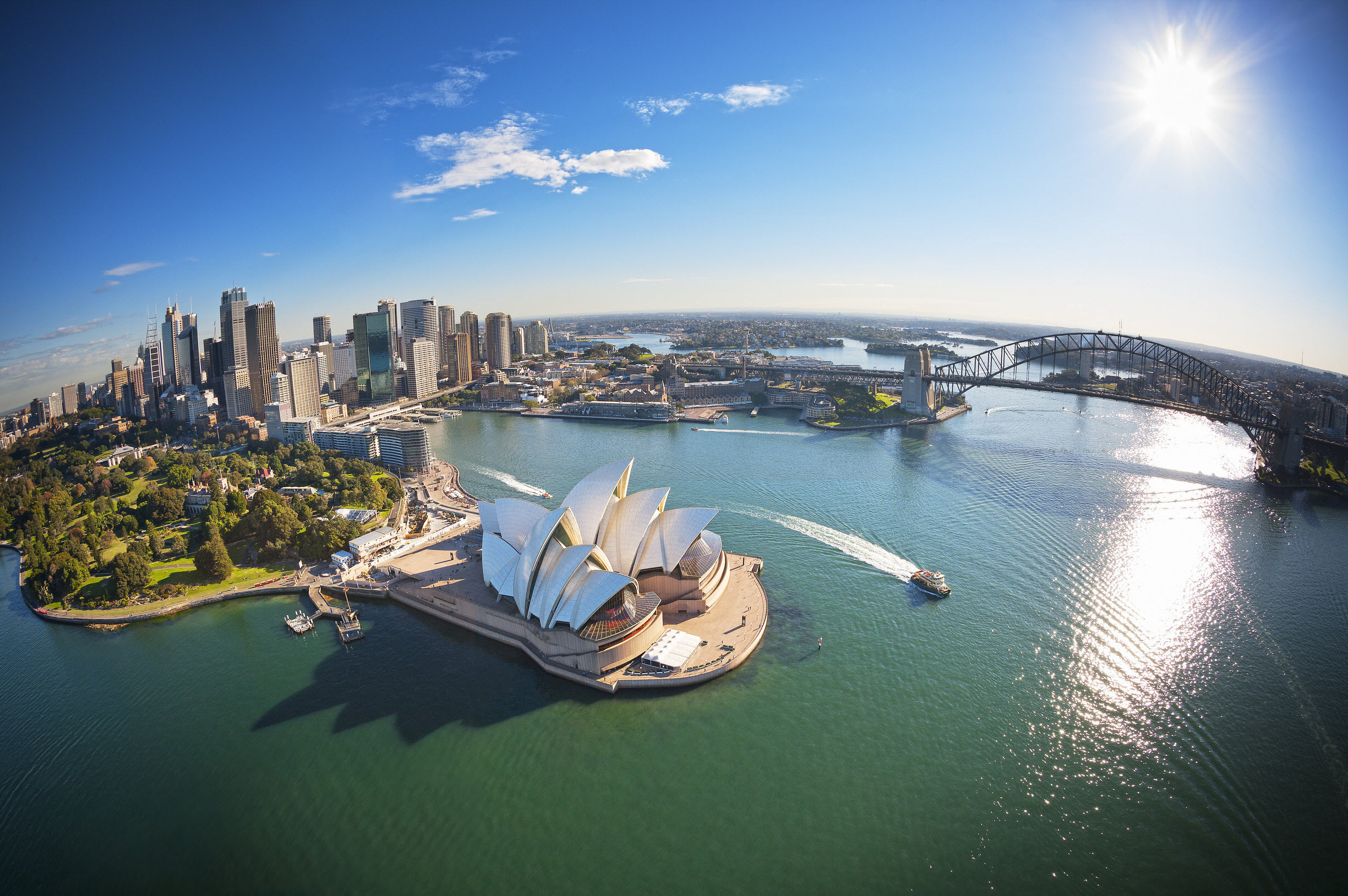 Amazing Sydney Pictures & Backgrounds