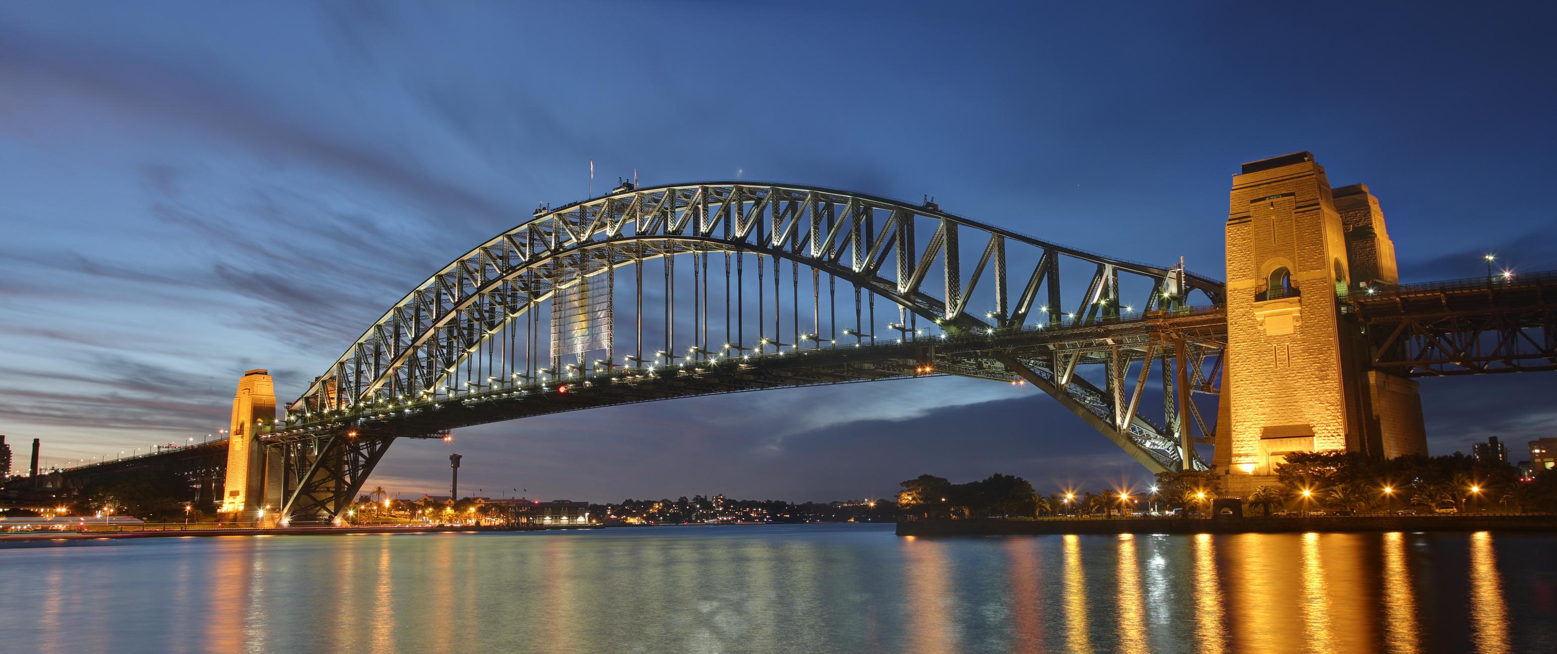 Sydney Harbour Bridge High Quality Background on Wallpapers Vista