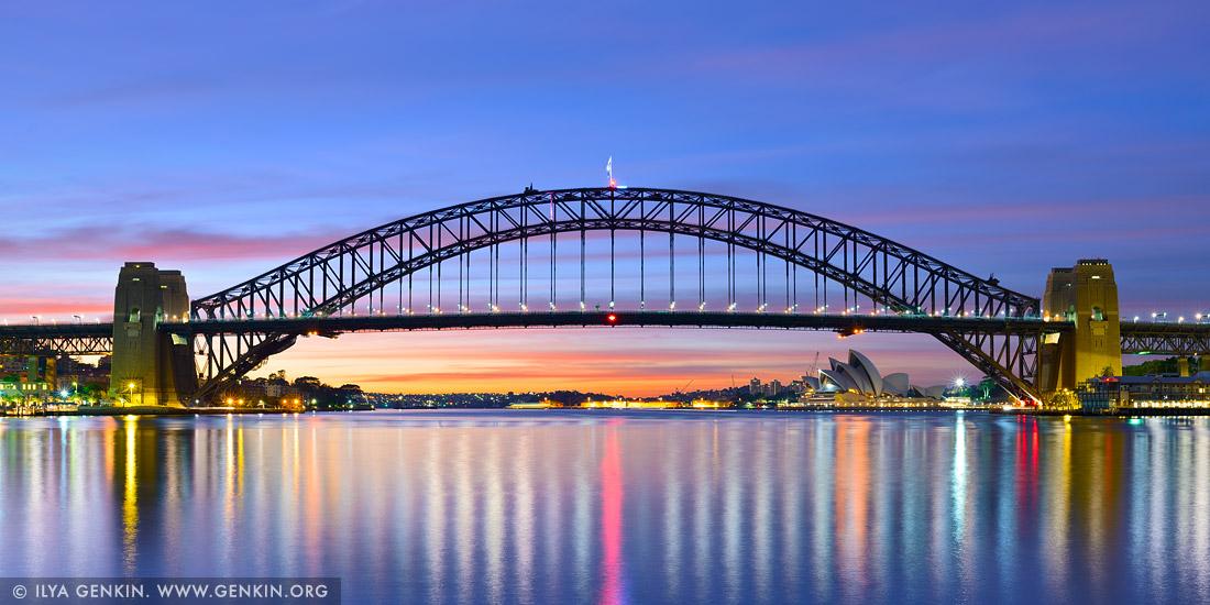 HQ Sydney Harbour Bridge Wallpapers | File 180.43Kb