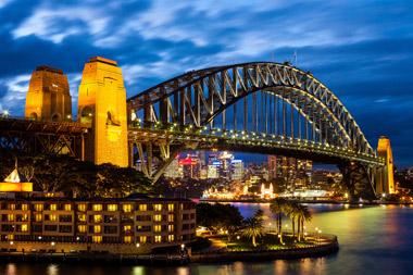 Sydney Harbour Bridge Backgrounds on Wallpapers Vista