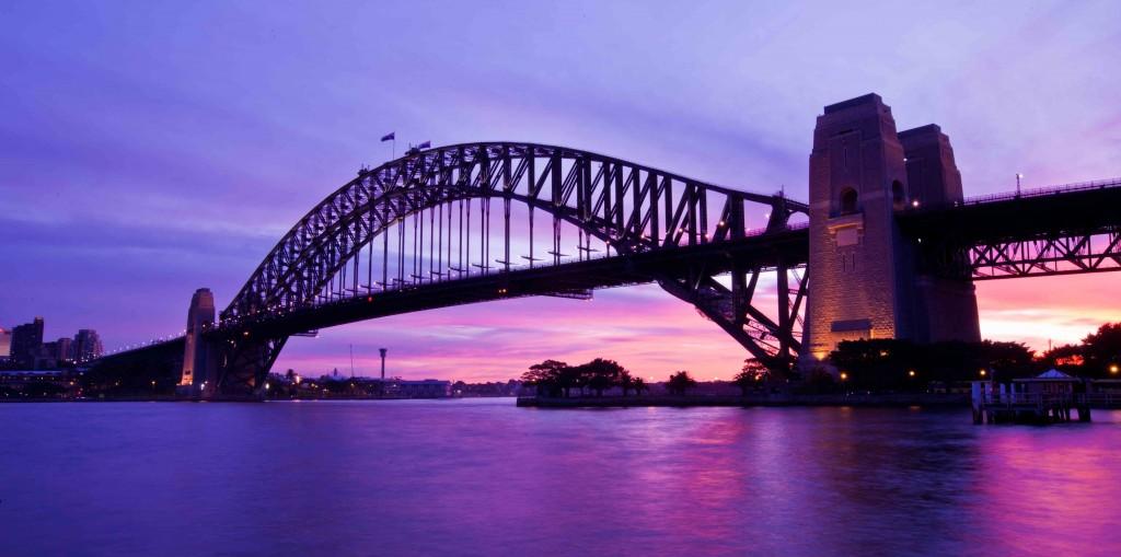 Images of Sydney Harbour Bridge | 1024x509