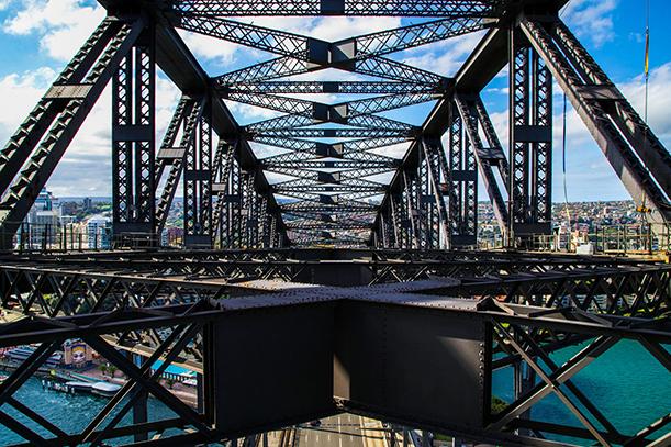 HQ Sydney Harbour Bridge Wallpapers | File 381.67Kb