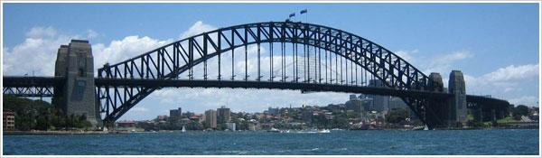 HQ Sydney Harbour Bridge Wallpapers | File 32.67Kb