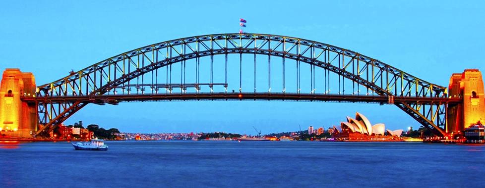 Sydney Harbour Bridge Pics, Man Made Collection