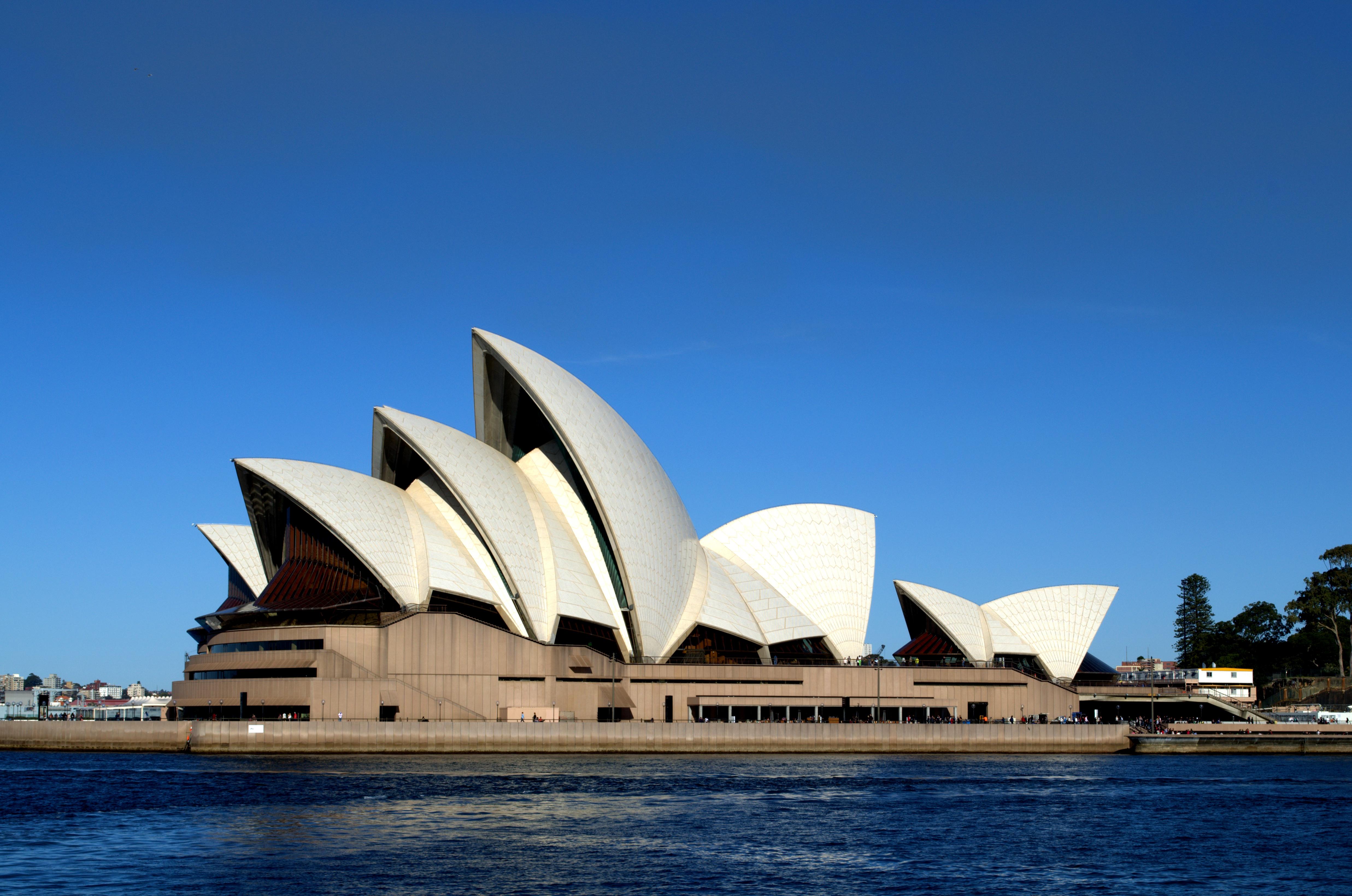 Nice wallpapers Sydney Opera House 4948x3280px