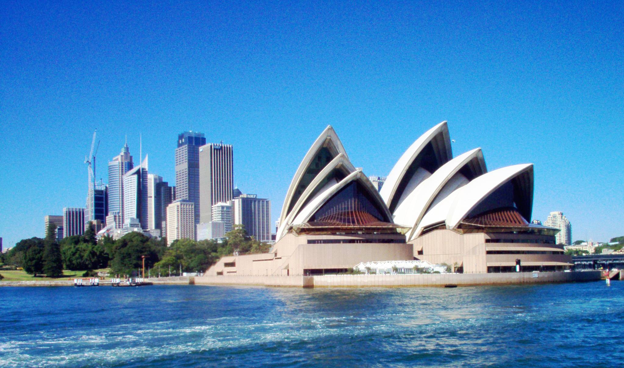 HQ Sydney Opera House Wallpapers | File 317.37Kb