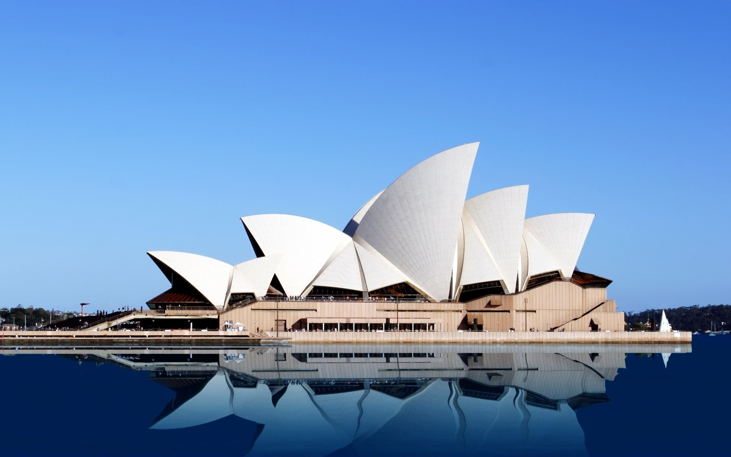 HQ Sydney Opera House Wallpapers | File 264.86Kb