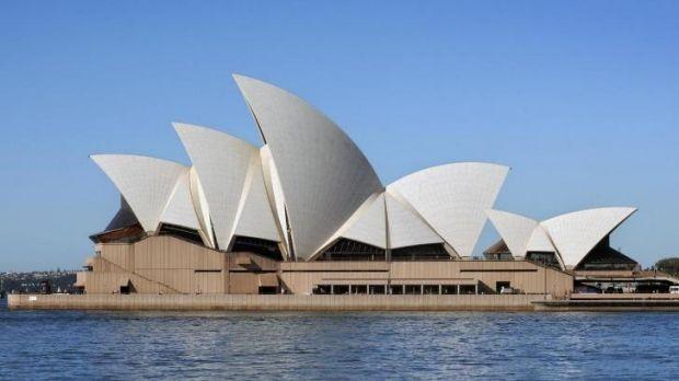High Resolution Wallpaper | Sydney Opera House 620x348 px
