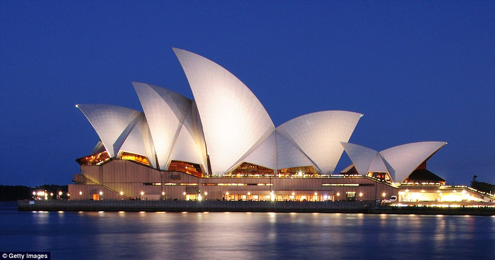 HD Quality Wallpaper | Collection: Man Made, 962x507 Sydney Opera House