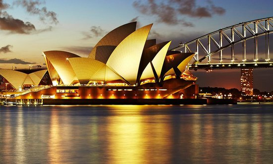 Nice wallpapers Sydney 550x331px